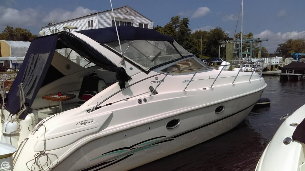 1997 Cranchi boat for sale, model of the boat is Zaffiro 34 & Image # 35 of 40