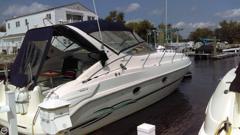 1997 Cranchi boat for sale, model of the boat is Zaffiro 34 & Image # 36 of 40