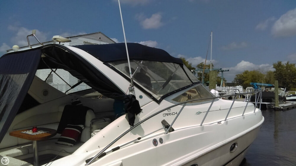 1997 Cranchi boat for sale, model of the boat is Zaffiro 34 & Image # 40 of 40