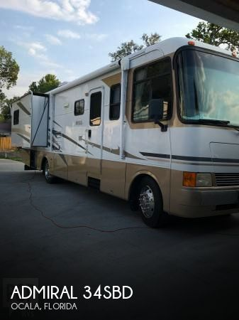 2003 Holiday Rambler Admiral 34SBD