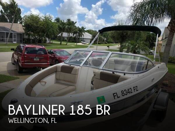 Used Bayliner 185 Boats For Sale by owner | 2014 Bayliner 185 BR