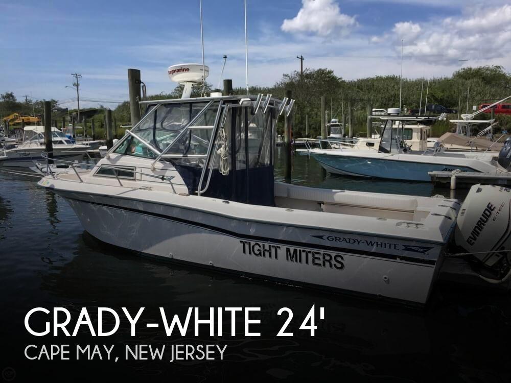 1987 Grady-White 240 Offshore