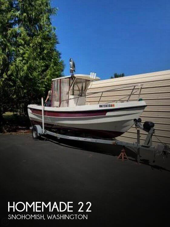 Used Homemade Boats For Sale by owner | 2008 Homemade 22