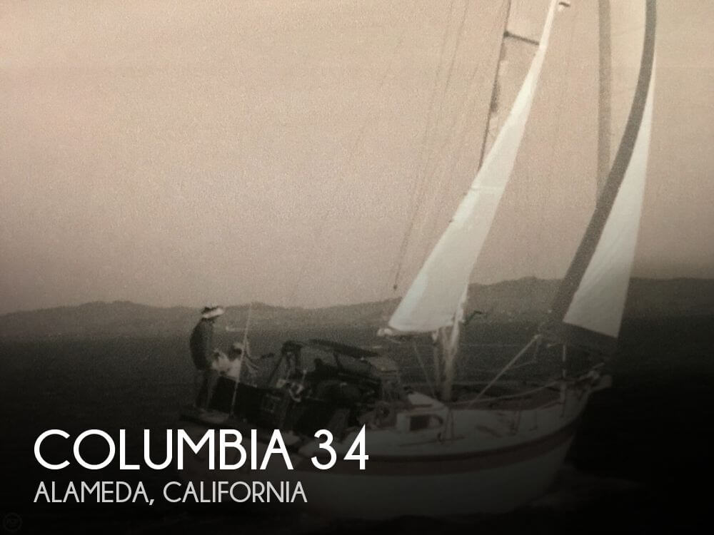 Used Columbia Boats For Sale by owner | 1973 Columbia 34