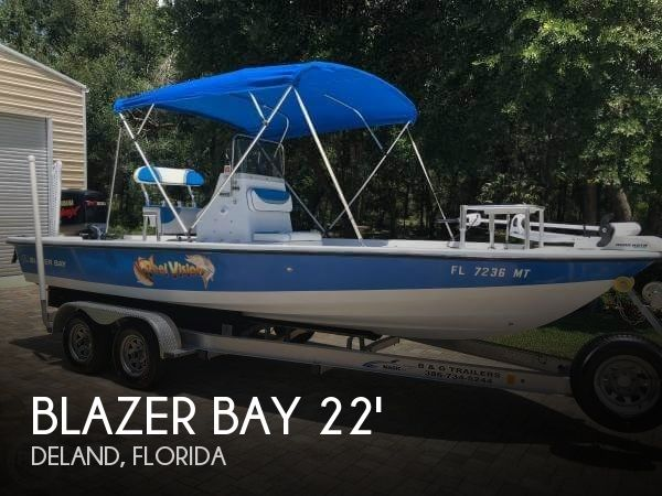 Used Blazer bay Boats For Sale by owner | 2004 Blazer Bay 22
