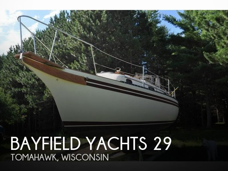 Used Boats For Sale in Wausau, Wisconsin by owner | 1980 Bayfield Yachts 29