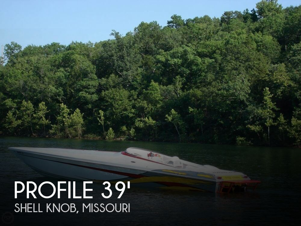 Used Boats For Sale in Missouri by owner | 2008 Profile 38