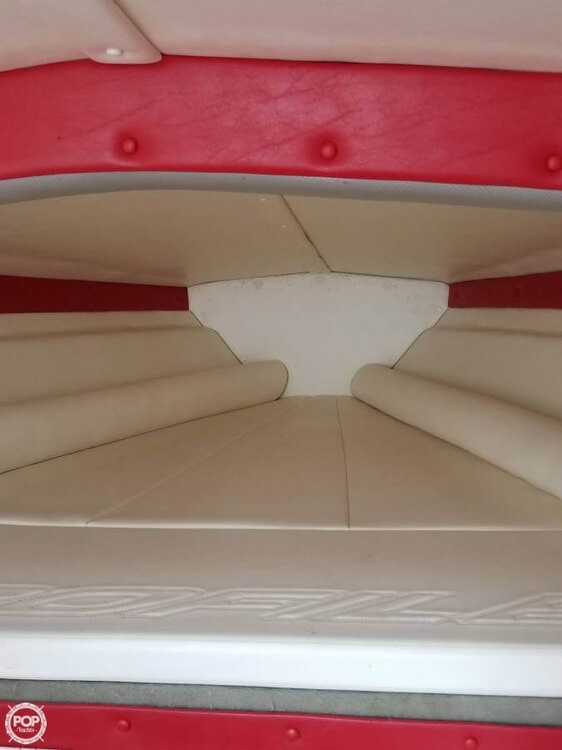 2008 Profile boat for sale, model of the boat is 382V Poker Run Edition & Image # 10 of 40