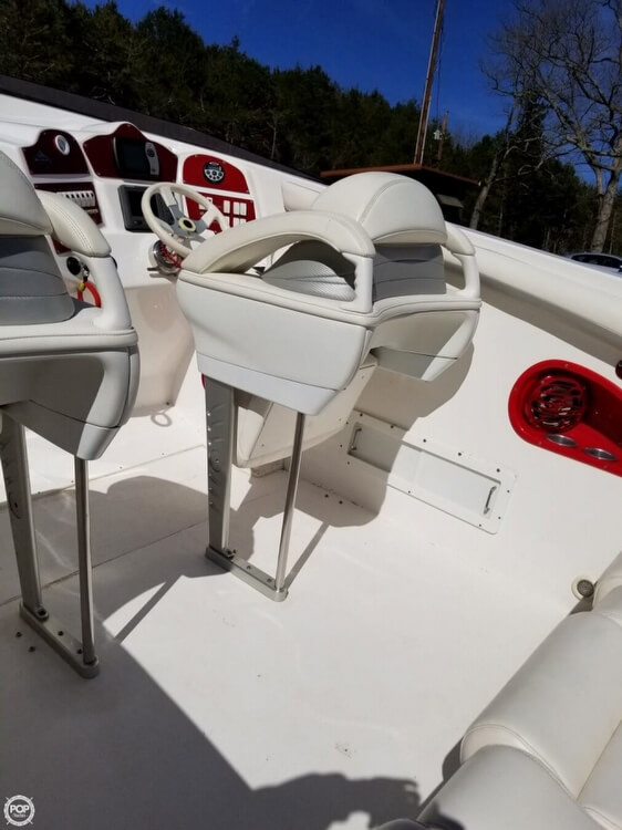 2008 Profile boat for sale, model of the boat is 382V Poker Run Edition & Image # 20 of 40