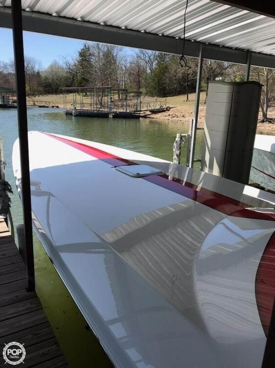 2008 Profile boat for sale, model of the boat is 382V Poker Run Edition & Image # 32 of 40