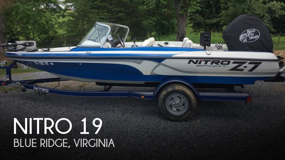 Used Boats For Sale in Lynchburg, Virginia by owner | 2015 Nitro 19