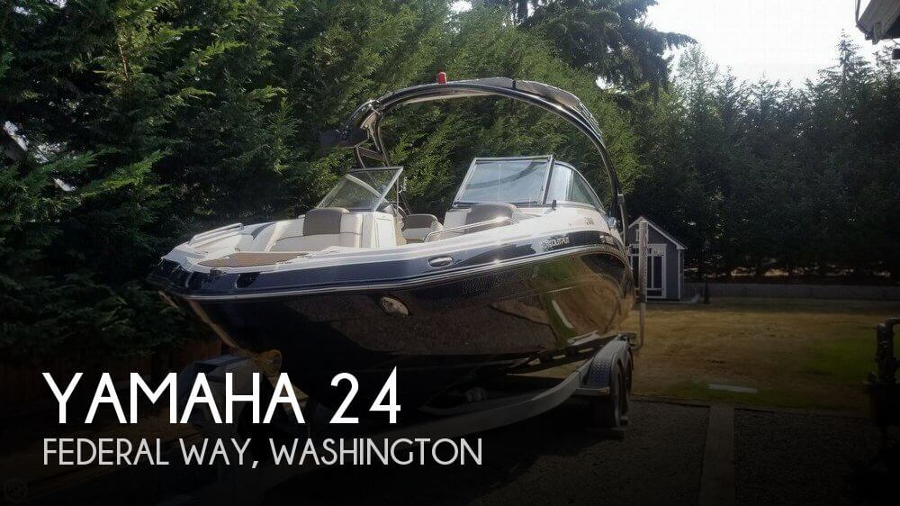 Used Yamaha Power boats For Sale by owner | 2013 Yamaha 24