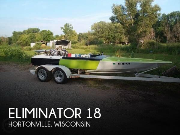 Used ELIMINATOR Boats For Sale by owner | 1973 Eliminator 18