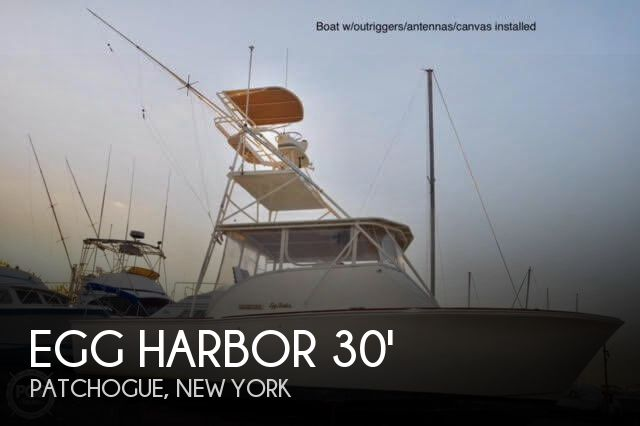 Used Egg Harbor Boats For Sale by owner | 1973 Egg Harbor 31