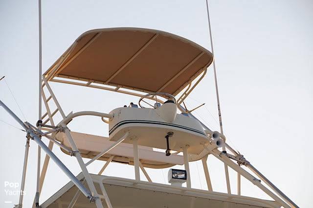 1973 Egg Harbor boat for sale, model of the boat is 30 Custom open Sportfish & Image # 29 of 40