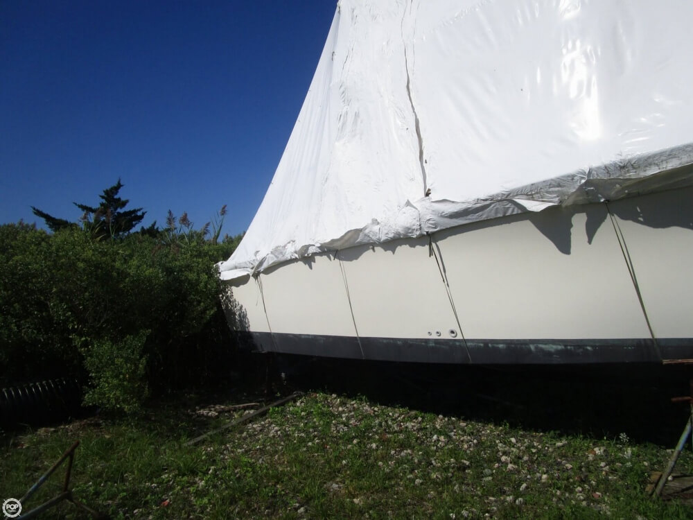 1973 Egg Harbor boat for sale, model of the boat is 30 Custom open Sportfish & Image # 34 of 40