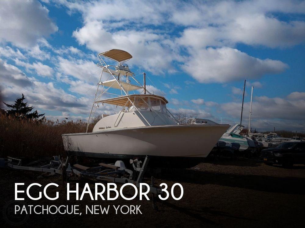 1973 Egg Harbor boat for sale, model of the boat is 30 Custom open Sportfish & Image # 1 of 40