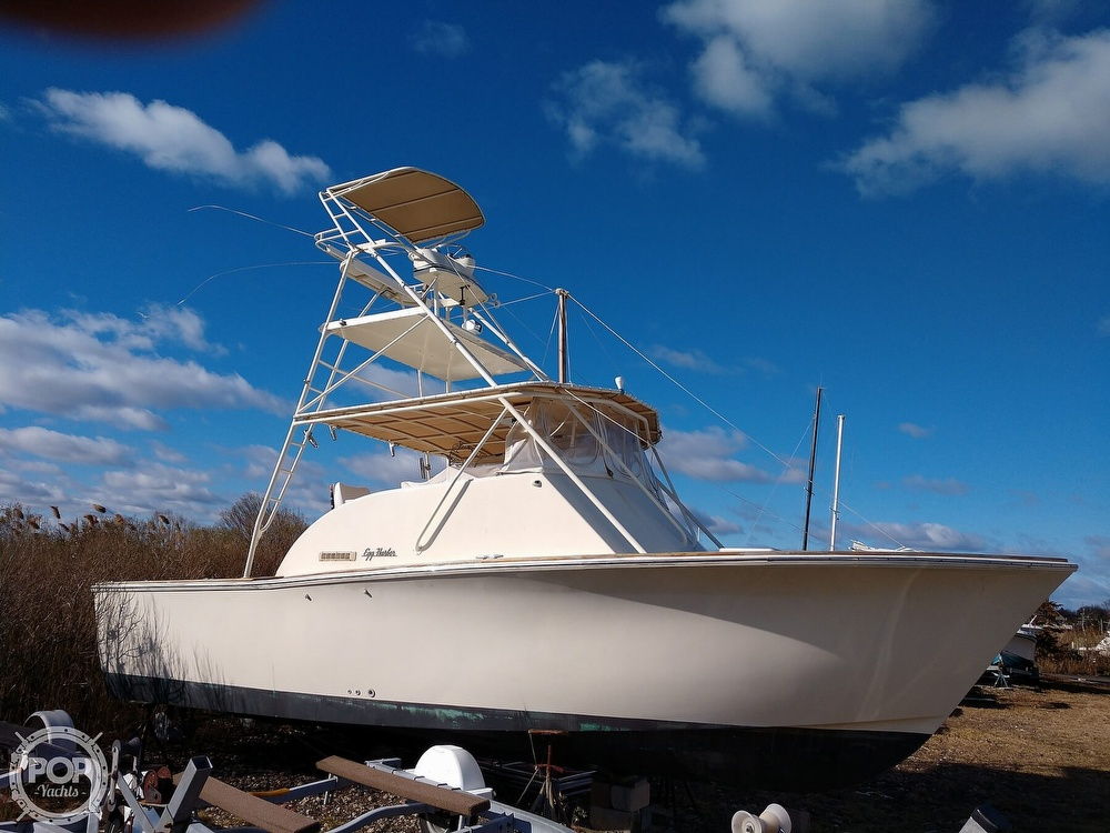 1973 Egg Harbor boat for sale, model of the boat is 30 Custom open Sportfish & Image # 2 of 40