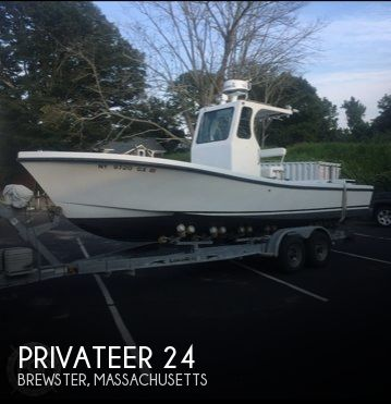 Used Privateer Boats For Sale by owner | 1997 Privateer 24