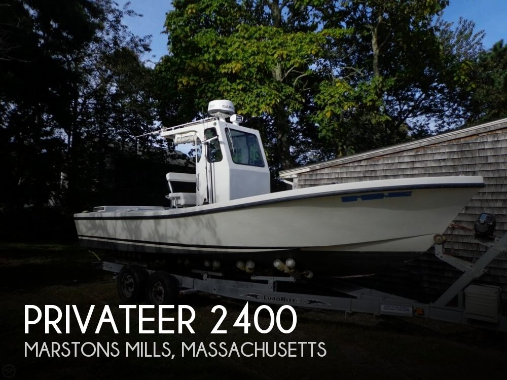 1997 Privateer 2400 Renegade