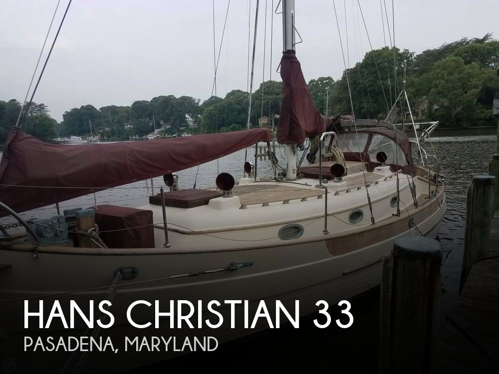 Used Boats For Sale in York, Pennsylvania by owner | 1985 Hans Christian 33