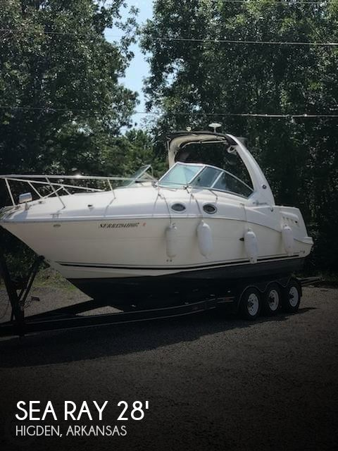 Used Boats For Sale in Little Rock, Arkansas by owner | 2007 Sea Ray 28