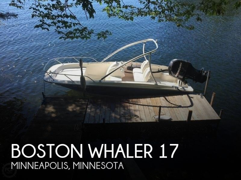 Used Boats For Sale in Rochester, Minnesota by owner | 2012 Boston Whaler 17