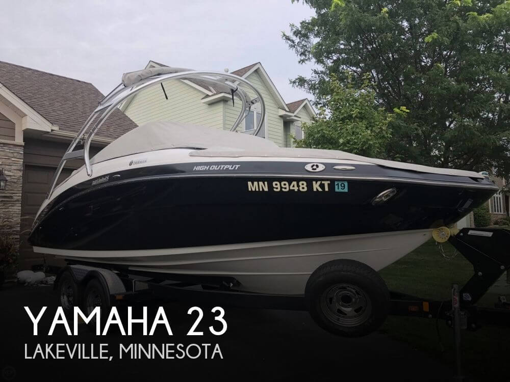 Used Boats For Sale in Rochester, Minnesota by owner | 2011 Yamaha 23
