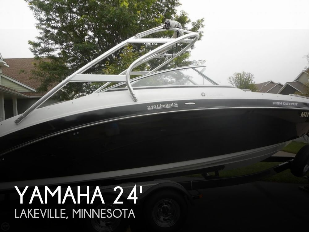 2011 Yamaha 242 Limited S