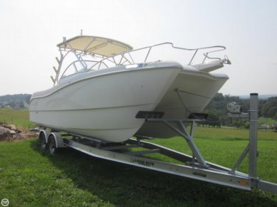 World Cat 250 DC, 24', for sale - $44,995
