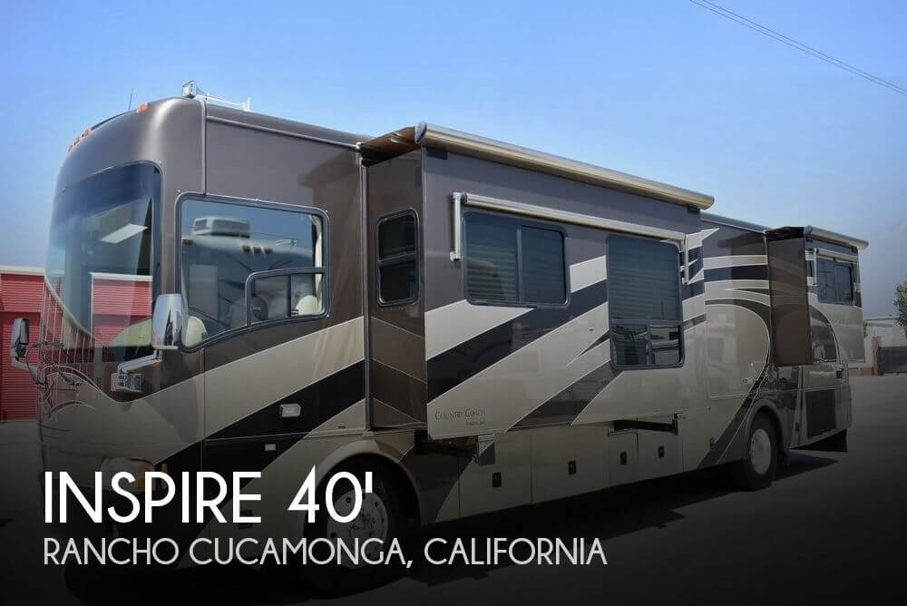 2006 Country Coach Inspire 360 DaVinci 40'