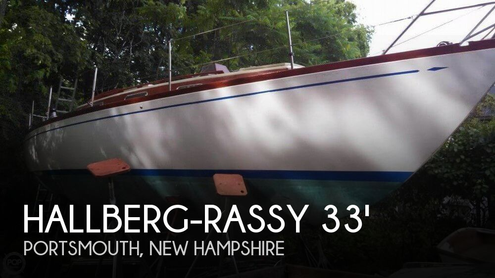 Used Hallberg-Rassy Boats For Sale by owner | 1971 Hallberg-Rassy 33