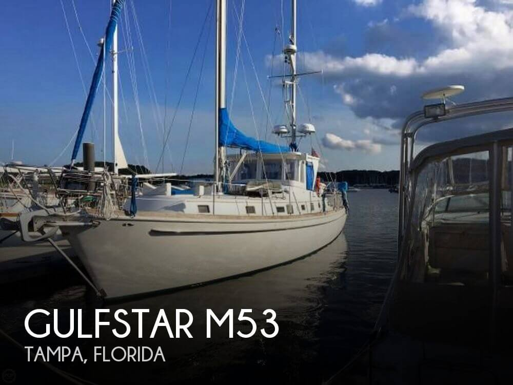 Used Gulfstar Boats For Sale by owner | 1975 Gulfstar 53