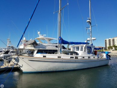 Gulfstar 53 MS, 53', for sale - $132,000