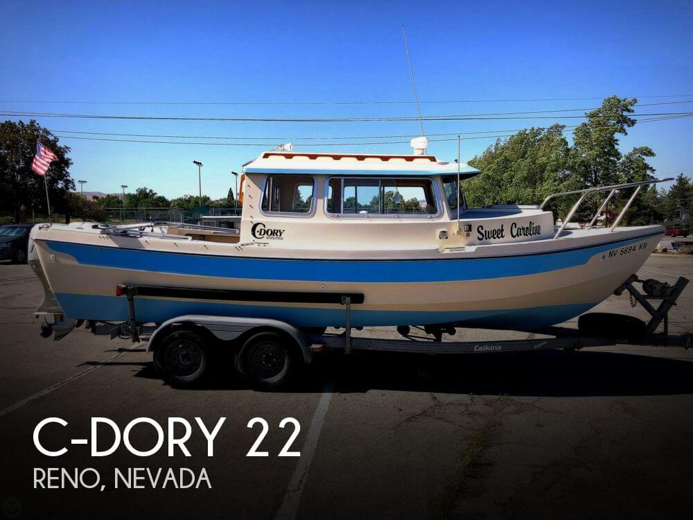 Used C-Dory Boats For Sale by owner | 1992 C-Dory 22