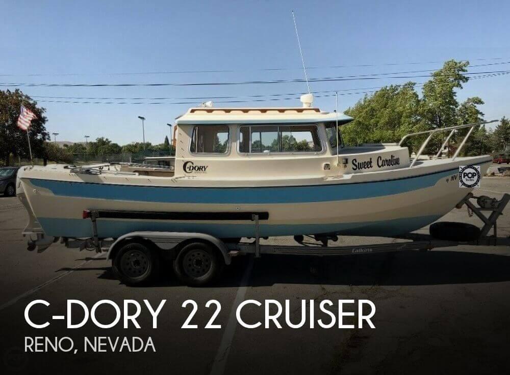 1992 C-Dory 22 Cruiser