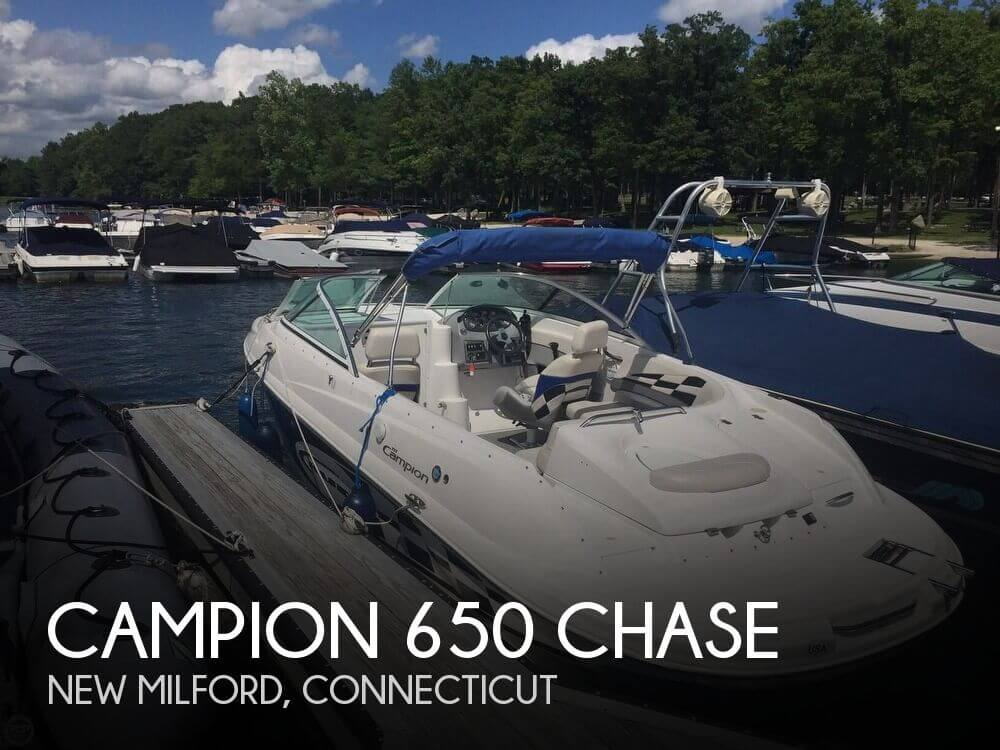 2004 CAMPION 650 CHASE for sale