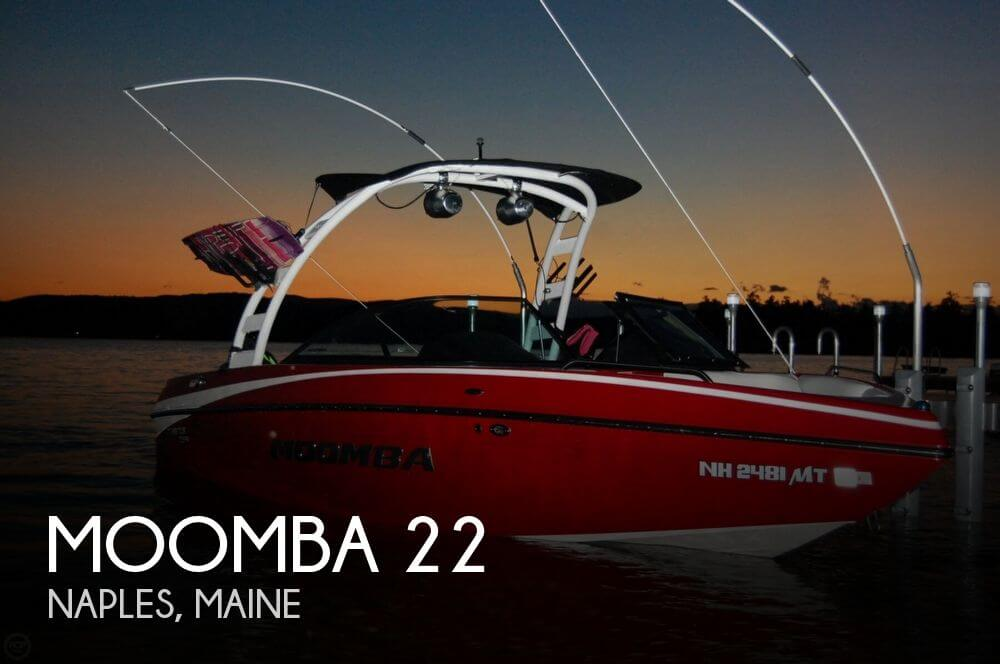 Used Moomba Boats For Sale by owner | 2014 Moomba 22