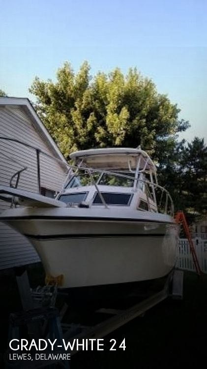 Used Grady-White Boats For Sale in Salisbury, Maryland by owner   1987 Grady-White 24