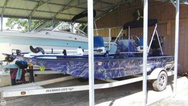 Custom Built 18 Bowfish Mud Duck Fish Frog, 18', for sale - $19,500