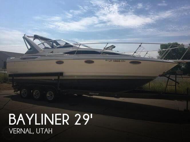 Used Bayliner 29 Boats For Sale by owner   1990 Bayliner 29