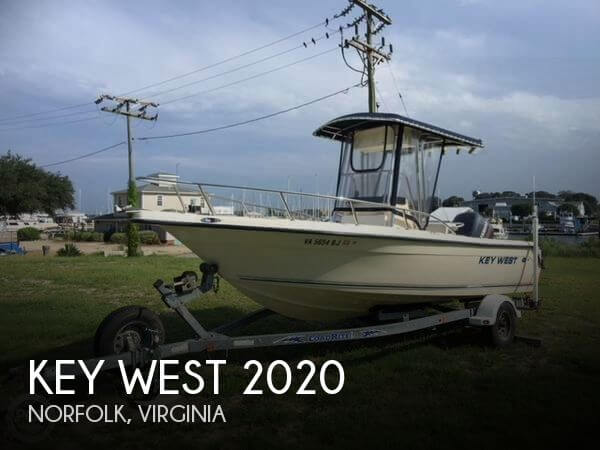 Used Key West Boats For Sale by owner | 2003 Key West 20