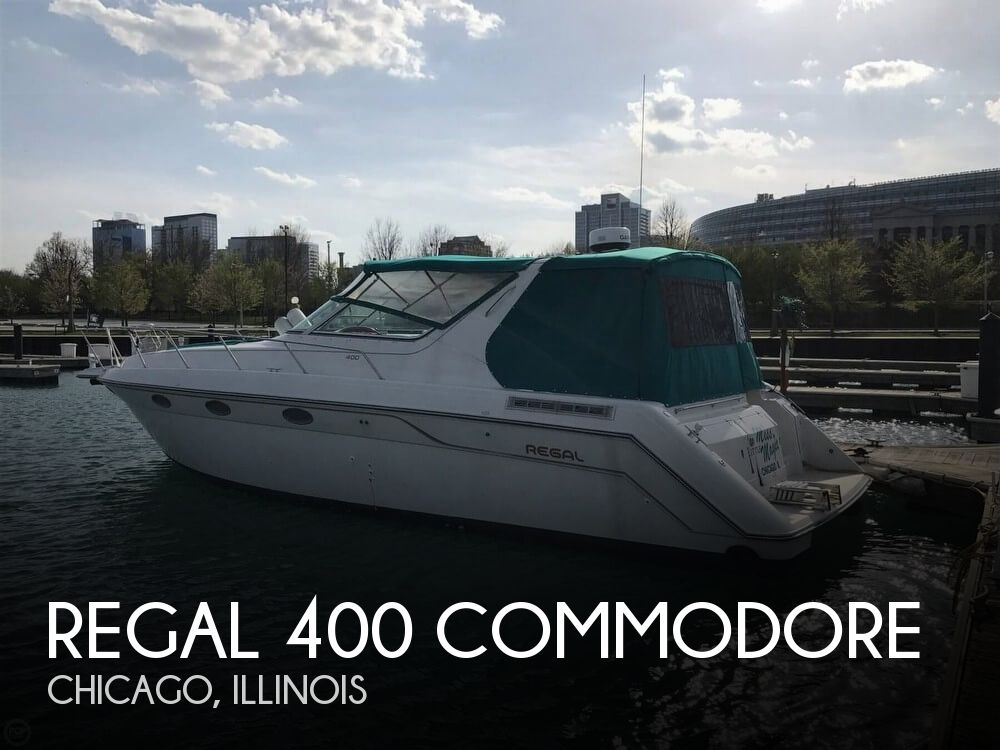 Used Regal 40 Boats For Sale by owner | 1994 Regal 40