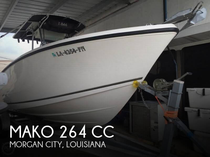 Used MAKO Boats For Sale by owner | 2006 Mako 26