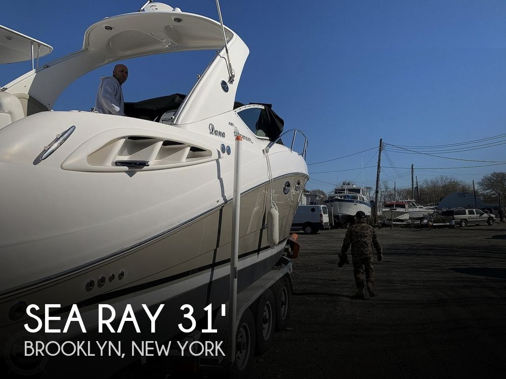 Used Sea Ray 29 Boats For Sale by owner | 2006 Sea Ray 290 SUNDANCER
