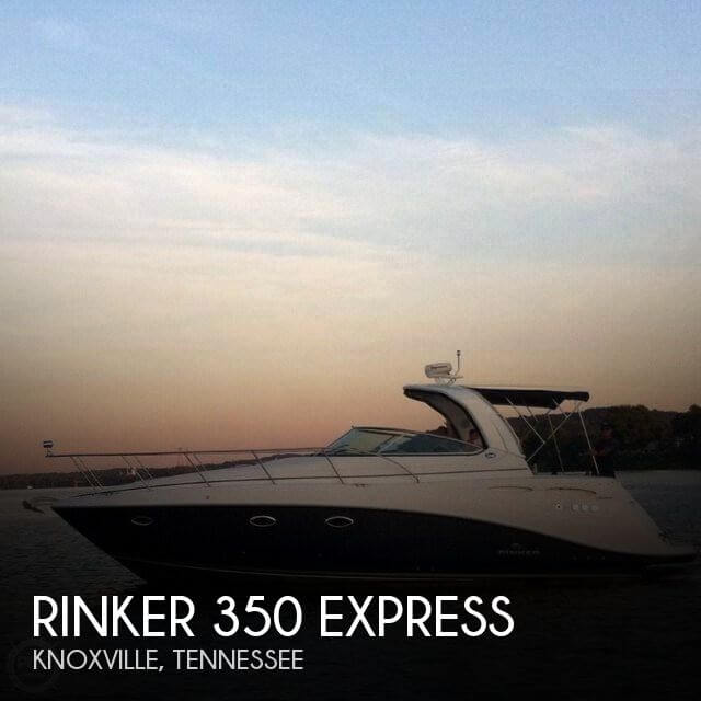 Used Rinker 36 Boats For Sale by owner | 2007 Rinker 36