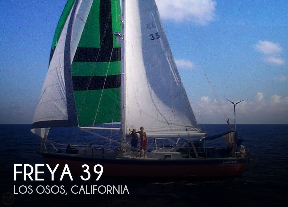Used Boats For Sale in Santa Maria, California by owner | 1981 Freya 39