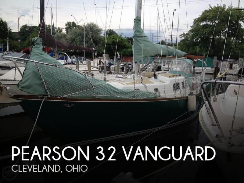 Used Sailboats For Sale in Ohio by owner | 1963 Pearson 32