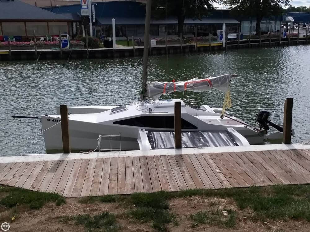 2017 Cedar Composites boat for sale, model of the boat is Scarab 650 & Image # 2 of 23
