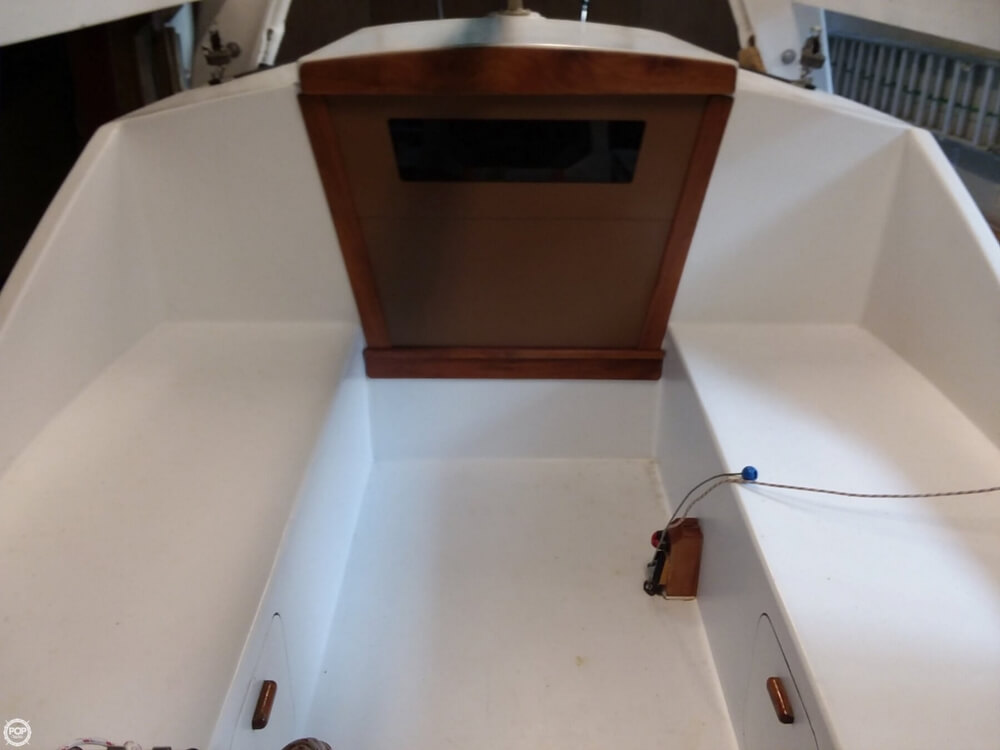 2017 Cedar Composites boat for sale, model of the boat is Scarab 650 & Image # 10 of 23
